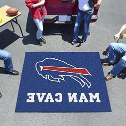 FANMATS 14275 NFL Buffalo Bills Nylon Universal Man Cave Tai