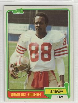 1981 Topps Football Team Sets **Pick Your Team**