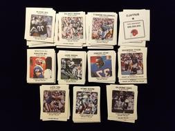 1989 NFL Franchise BUFFALO BILLS lot  w/ sets - Bruce Smith,
