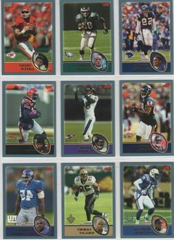 2003 Topps Football Team Sets **Pick Your Team**