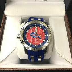 32011 nfl buffalo bills automatic red dial