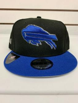 New Era 9fifty Buffalo Bills Hat Nfl Heather Pop Cap
