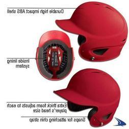 Baseball Batting Helmet Red Champro Sports