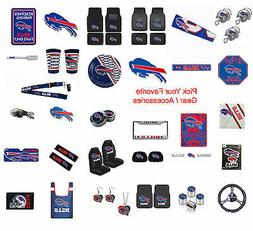 Brand New NFL Buffalo Bills Pick Your Gear / Accessories Off