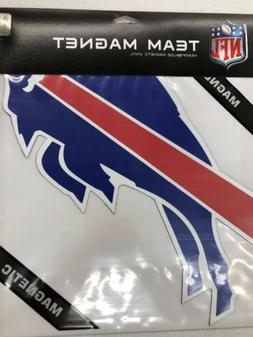 "Buffalo Bills 12"" Logo Car Truck Auto Vinyl Magnet"