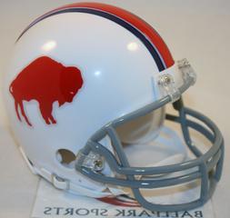 BUFFALO BILLS  Riddell VSR4 Mini Helmet