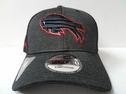 Buffalo Bills New Era 9Forty Adjustable Black Shaded Front H