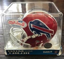 Buffalo Bills Authentic Riddell Revolution Mini Helmet 2002-