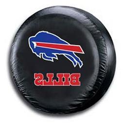 Buffalo Bills Black Tire Cover - Standard Size