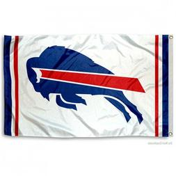 BUFFALO BILLS FLAG 3'X5' NFL TEAM LOGO BANNER: FREE SHIPPING