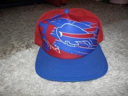 Buffalo Bills hat cap NFL Snapback NEW VINTAGE NFL 1990's ha