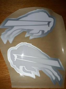 Buffalo Bills ice Football Helmet Decals Full size Highest Q