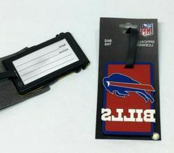 NFL Buffalo Bills Luggage Tag Travel Bag ID Golf Tag FREESHI