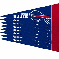 Buffalo Bills 8 Piece Mini Pennant Set