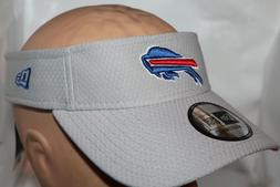 Buffalo Bills New Era NFL Training Visor Velcro,Adjustable
