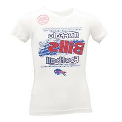 Buffalo Bills Official NFL Team Apparel Kids Youth Girls Siz