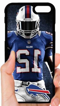 BUFFALO BILLS PLAYER NFL PHONE CASE FOR iPHONE XS MAX XR X 8