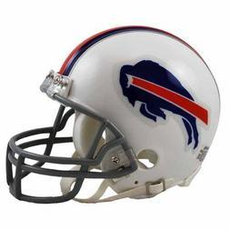 BUFFALO BILLS RIDDELL VSR4 MINI NFL FOOTBALL HELMET