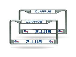 Buffalo Bills  Chrome Metal License Plate Frames FREE US Shi