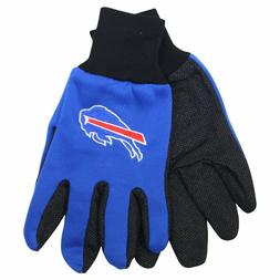 BUFFALO BILLS TEAM TAILGATE GAME DAY PARTY UTILITY WORK GLOV