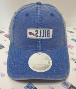 Buffalo Bills Women's New Era 9TWENTY Denim Adjustable Cap H