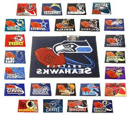 Floor Mat  *NFL Football*  Logo Design *Select Your Team*