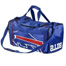 * Forever Collectibles NFL Core Duffle Gym Bag - Buffalo Bil