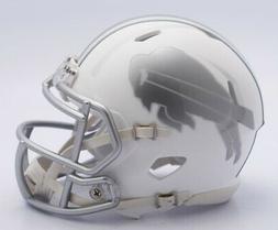 Riddell ICE Buffalo Bills White Matte Alternate Speed Mini F