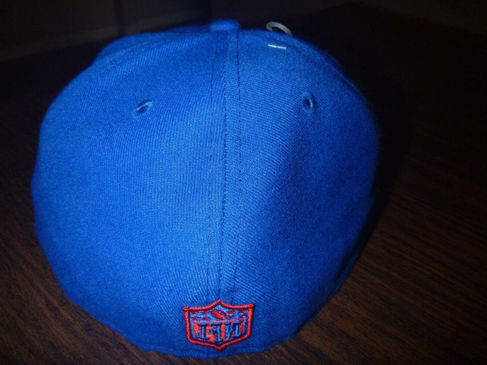 BUFFALO 59FIFTY FIELD TEAM HAT 7
