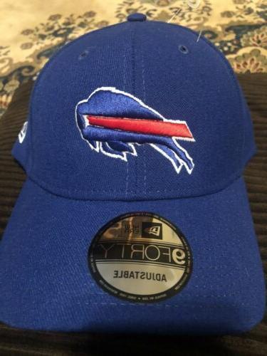 buffalo bills 9forty adjustable hat new nwt