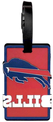Buffalo Bills Bag Tag Luggage Tag
