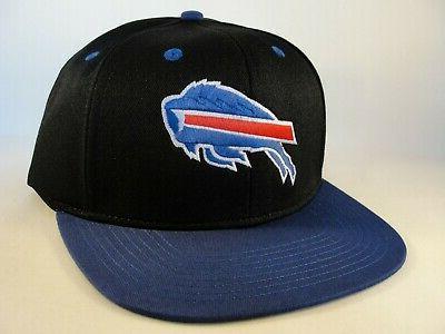 Buffalo NFL Reebok Snapback Black Blue