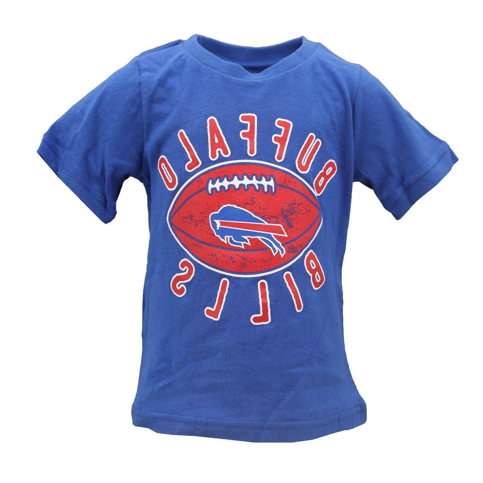 buffalo bills official infant toddler t shirt