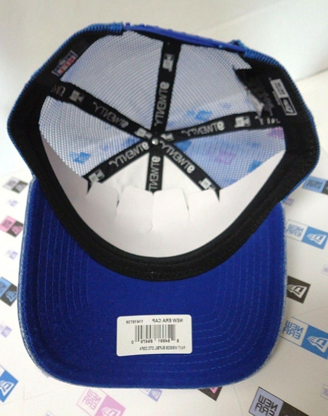 Buffalo Bills Women's Era 9TWENTY Trucker Hat