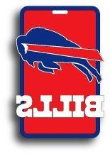 Aminco International NFL-LS-030-01 Soft Bag Tag - Buffalo Bi