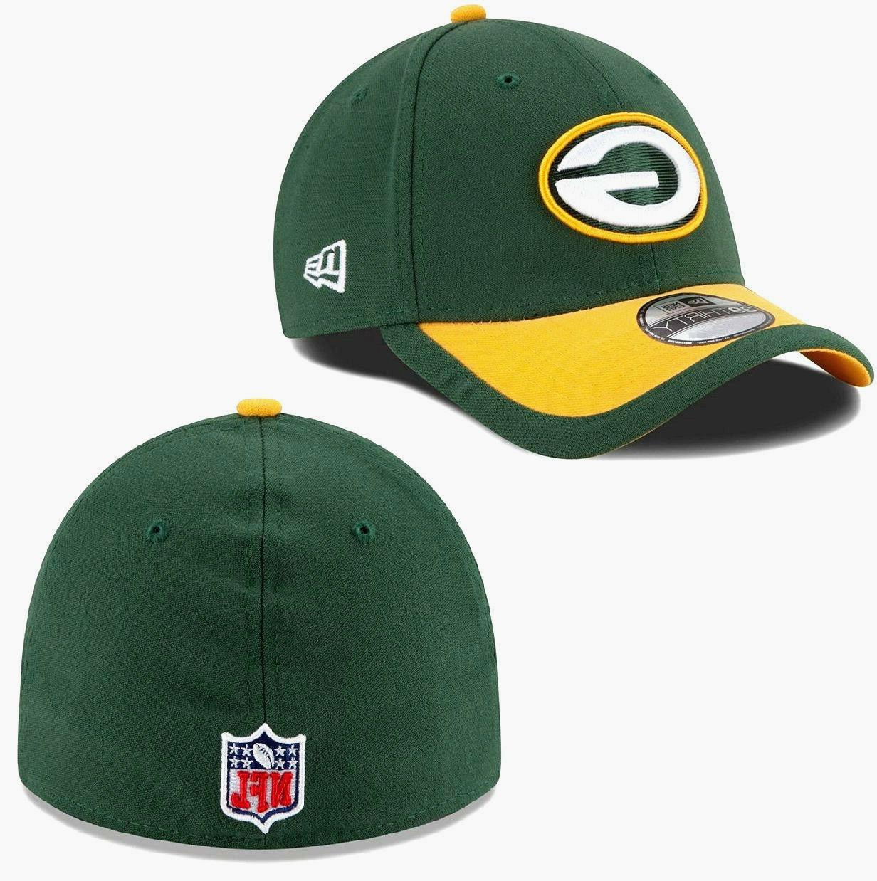 Men's Adult Green Bay Packers New 39THIRTY Hat