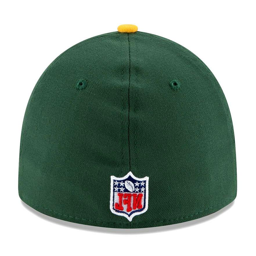Men's Adult Green Bay New 39THIRTY Fit Hat