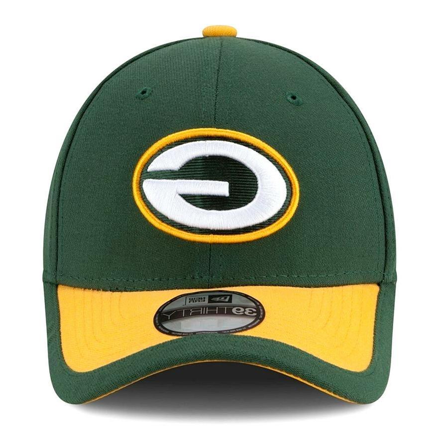 Men's Green Bay 39THIRTY Flex Fit Hat