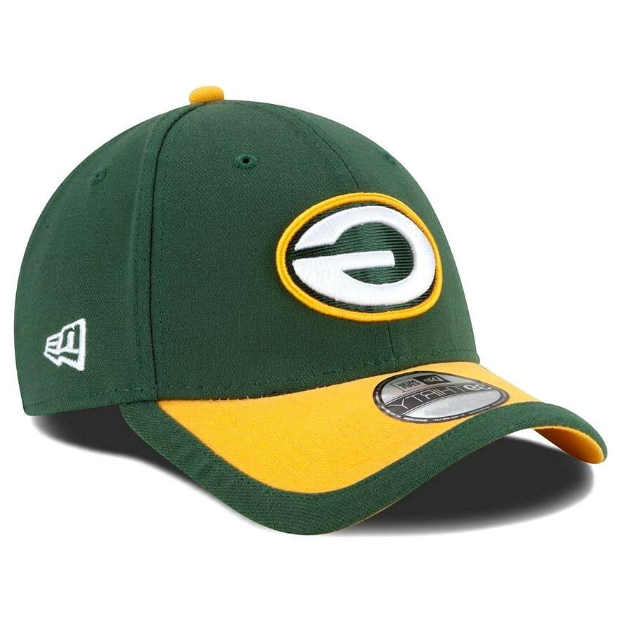 Men's Adult NFL Bay Packers Era 39THIRTY Hat