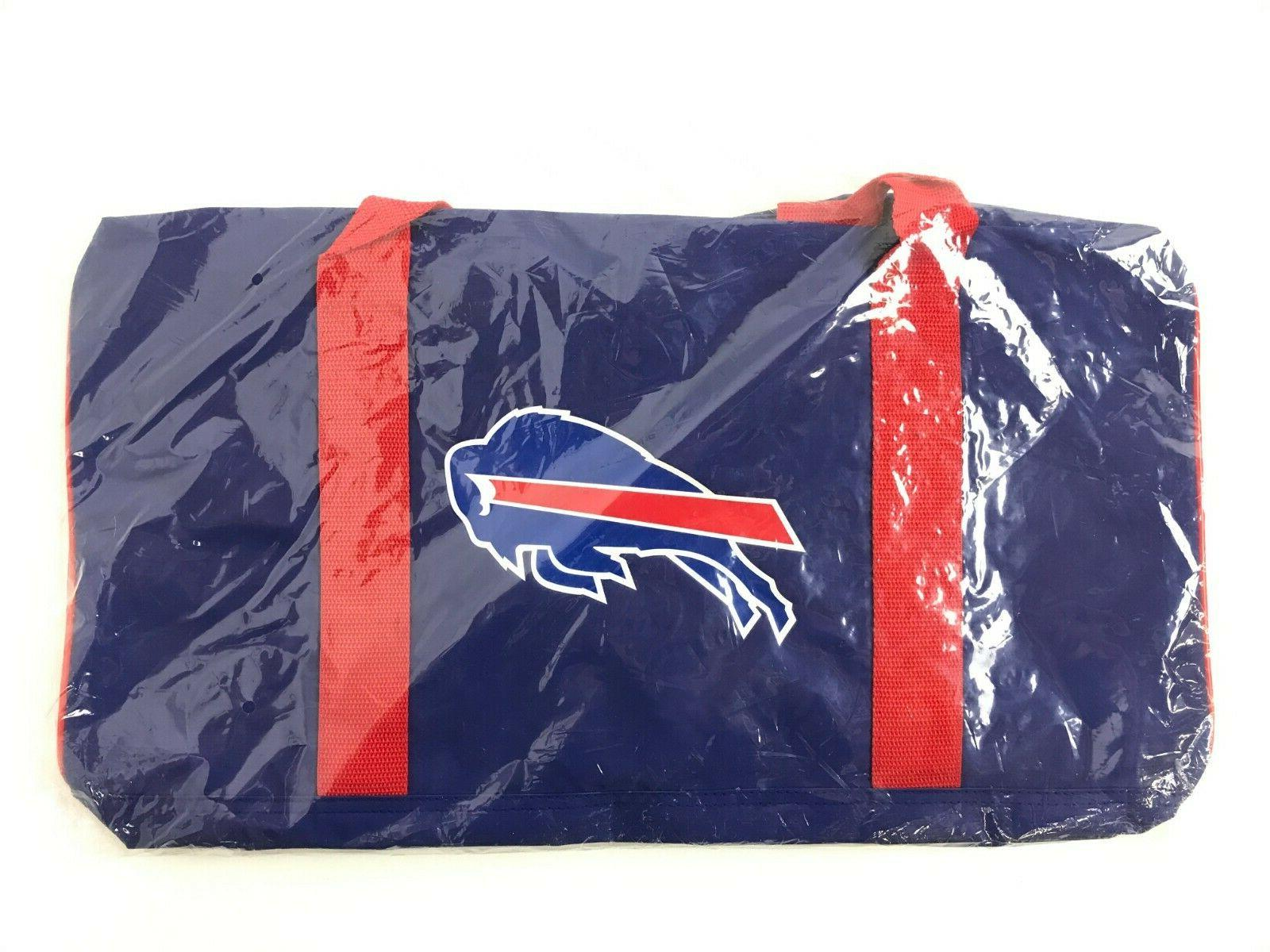 new buffalo bills football duffle bag gym