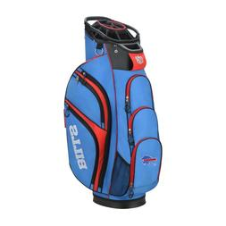 Wilson Staff - New NFL Cart Golf Bag - Buffalo Bills 2019