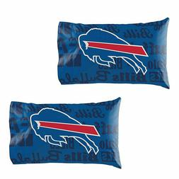 The Northwest Company NFL Buffalo Bills Anthem Pillowcase Se