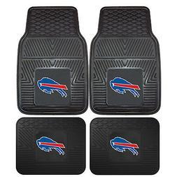 NFL Buffalo Bills Car Truck Rubber Vinyl Heavy Duty All Weat