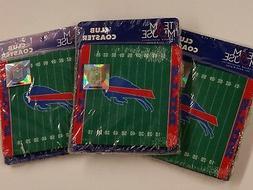 NFL Buffalo Bills Foam Coasters  NEW