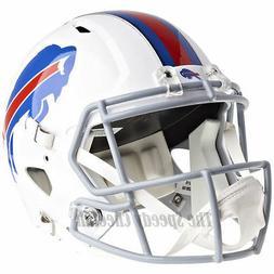 NFL Buffalo Bills Riddell Full Size Replica Speed Helmet, Me