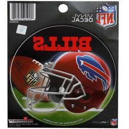 NFL Buffalo Bills Round Decal