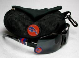 Read Listing! Buffalo Bills XL 3D Logo on Black Blade Sungla