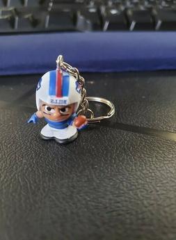 Teenymates Custom NFL Key Chains / Zipper Pulls Buffalo Bill